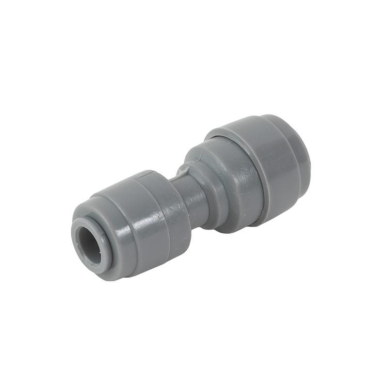 """DuoTight 1/4"""" - 8mm (5/16"""") supistusliitin"""