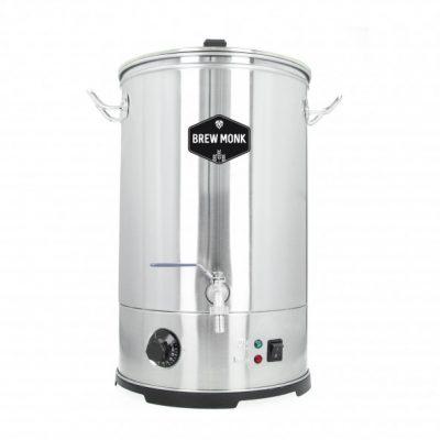 Brew Monk keittokattila mäskäysveden lämmitykseen 22 L