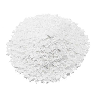 Kalsiumkloridi hiutaleena