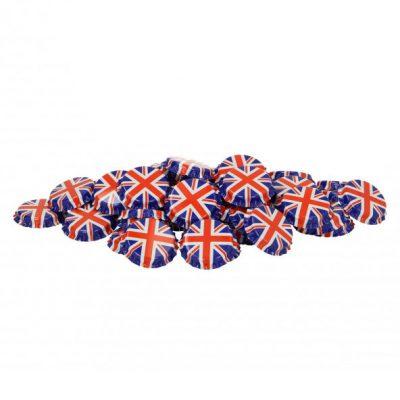 Hapensyöjä kruunukorkki UK lipulla