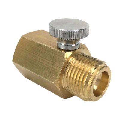 Deluxe sodastream adapteri säätimellä